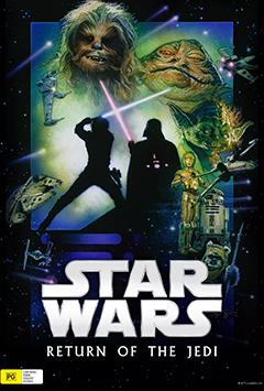 Star Wars Epsiode VI: The Return of the Jedi