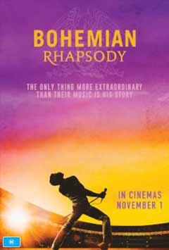 Bohemian Rhapsody - Golden Globe Winner