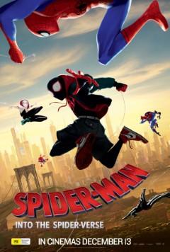Spider-Man: Into the Spider-Verse - Golden Globe Winner
