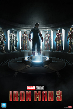 MCU10 Iron Man 3