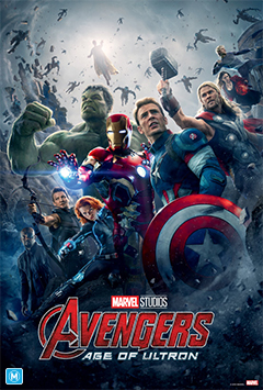 MCU10 Avengers: Age of Ultron