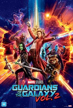 MCU10 Guardians of the Galaxy Vol 2