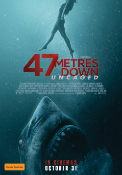 47 Metres Down: Uncaged