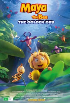 Maya The Bee 3: The Golden Orb